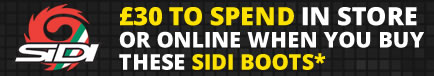 Sidi Motorcycle Boots Free Spend