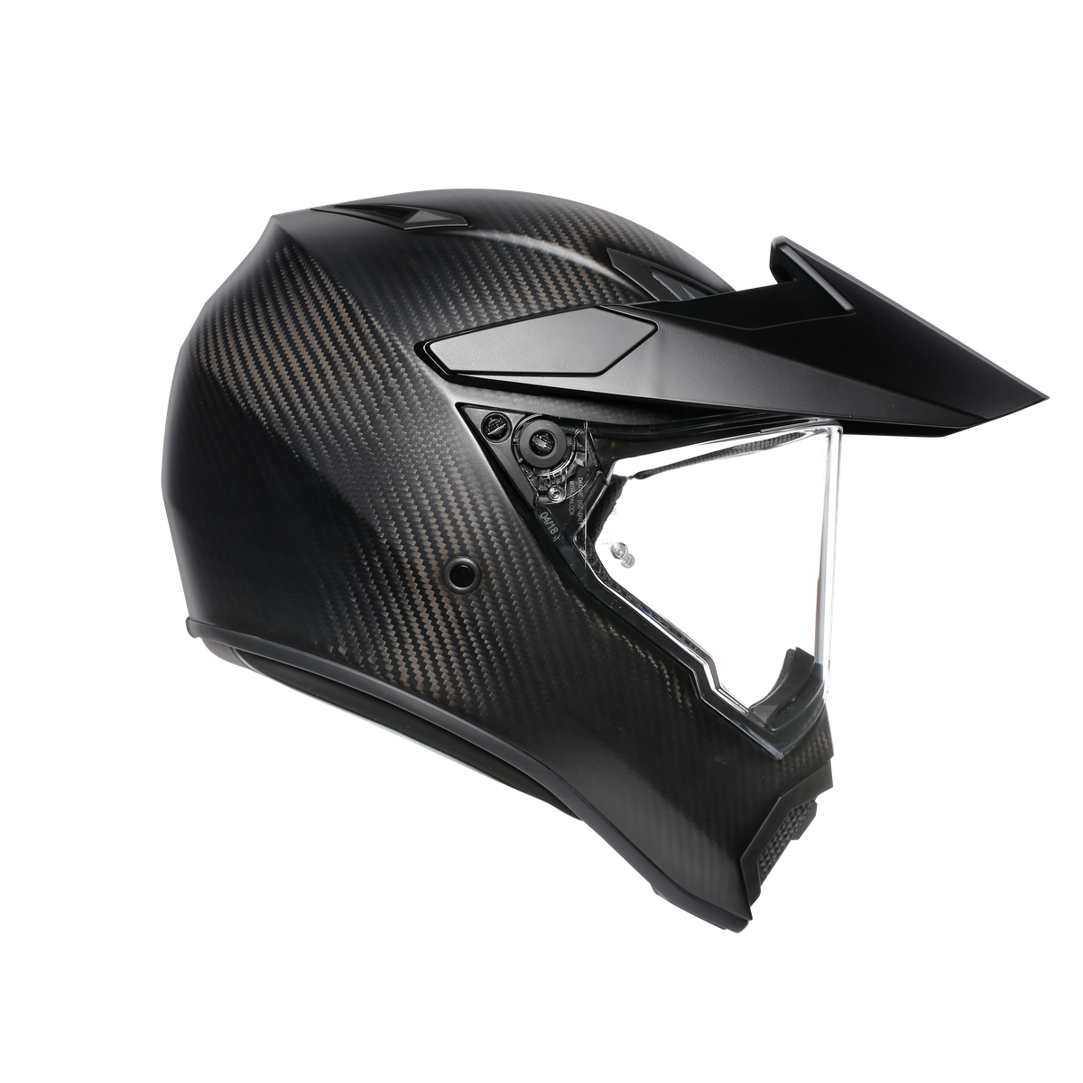 Agv Ax9 Matt Carbon Agv Motorcycle Helmets Free Uk Delivery