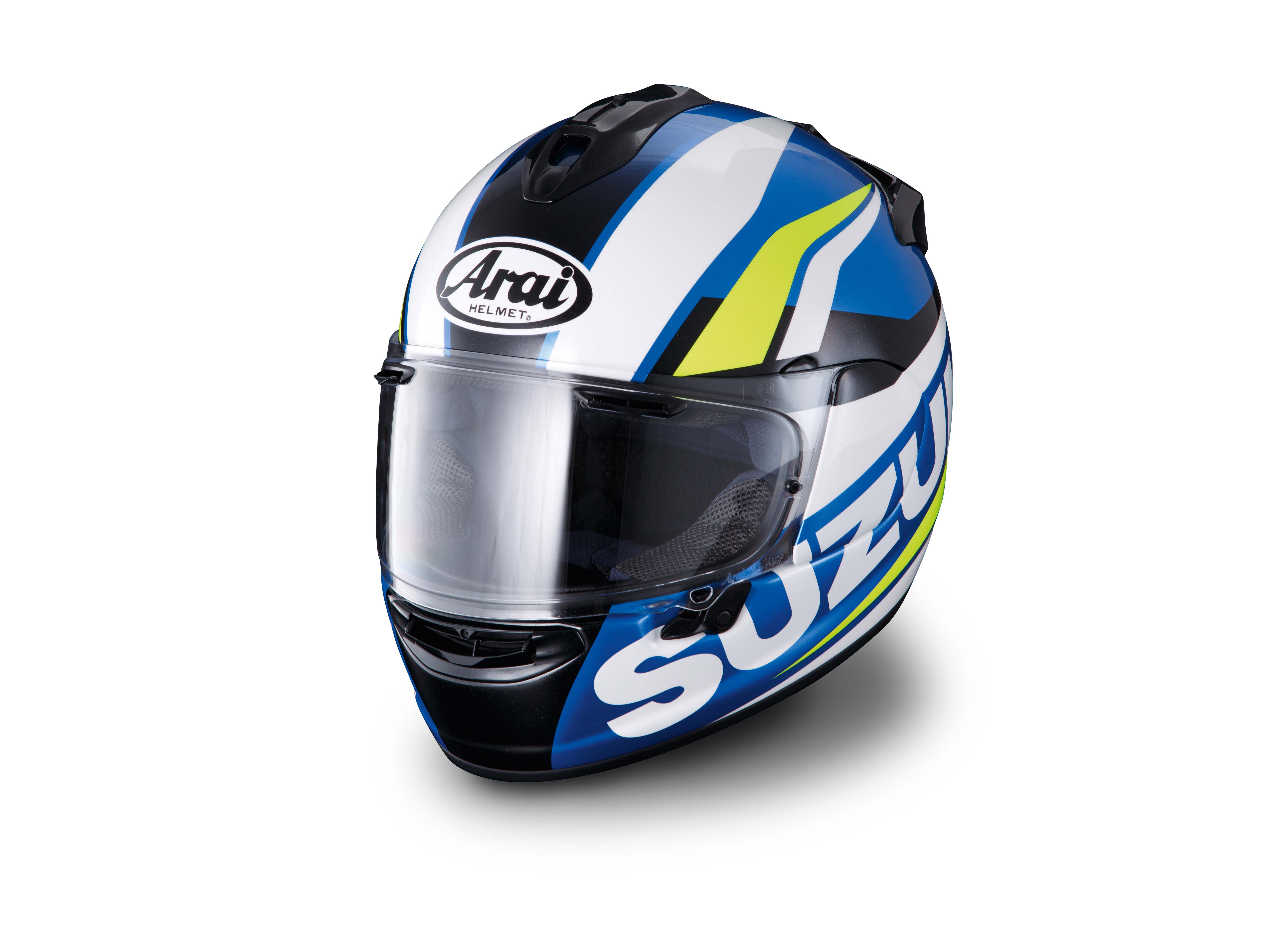 41c017a1 Arai Chaser-X Suzuki MotoGP Limited Edition Helmet | Two Wheel Centre |  Free UK Delivery