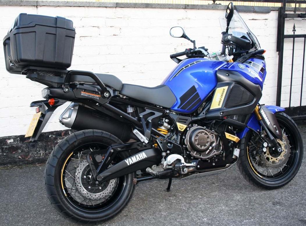 Yamaha XT 1200 Z Super Ténéré Canbus Xenon HID conversion