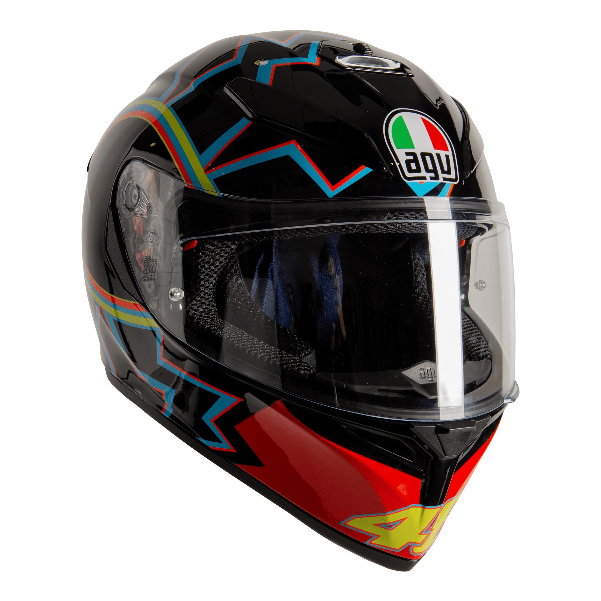Agv K3 Sv S Vr46 Agv Full Face Helmets Free Uk Delivery