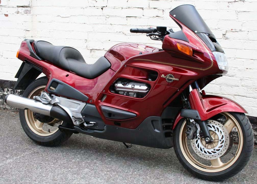 87 best Honda pan European st1100 tuning images on