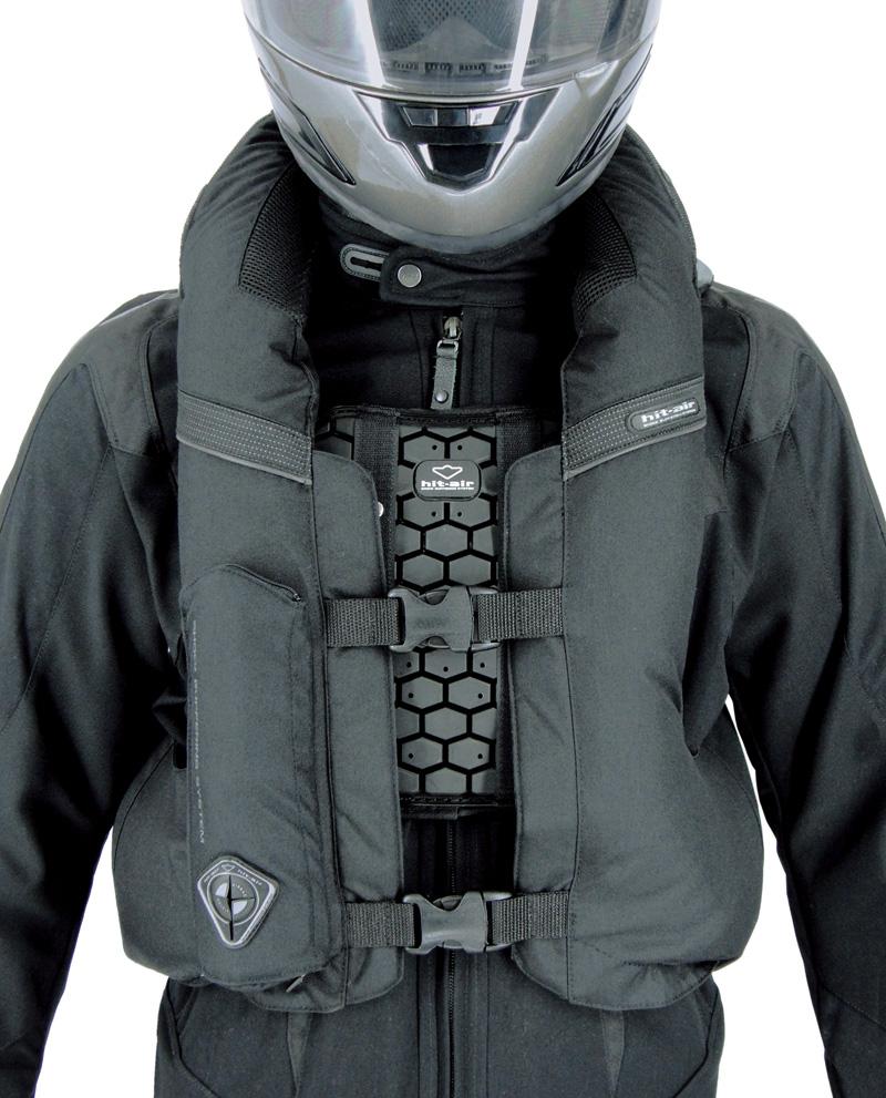 Hit Air Motorcycle Airbag Jacket Images
