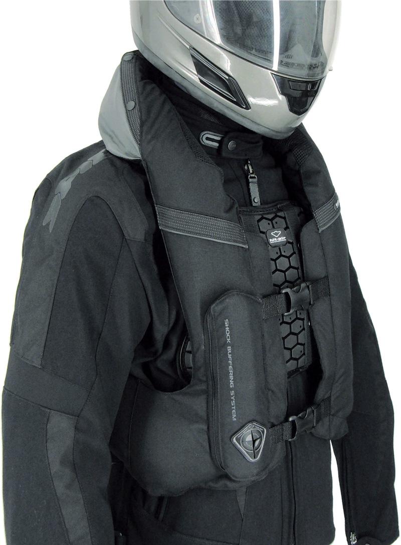 Hit Air Mlv C Equestrian Motorcycle Airbag Vest Free