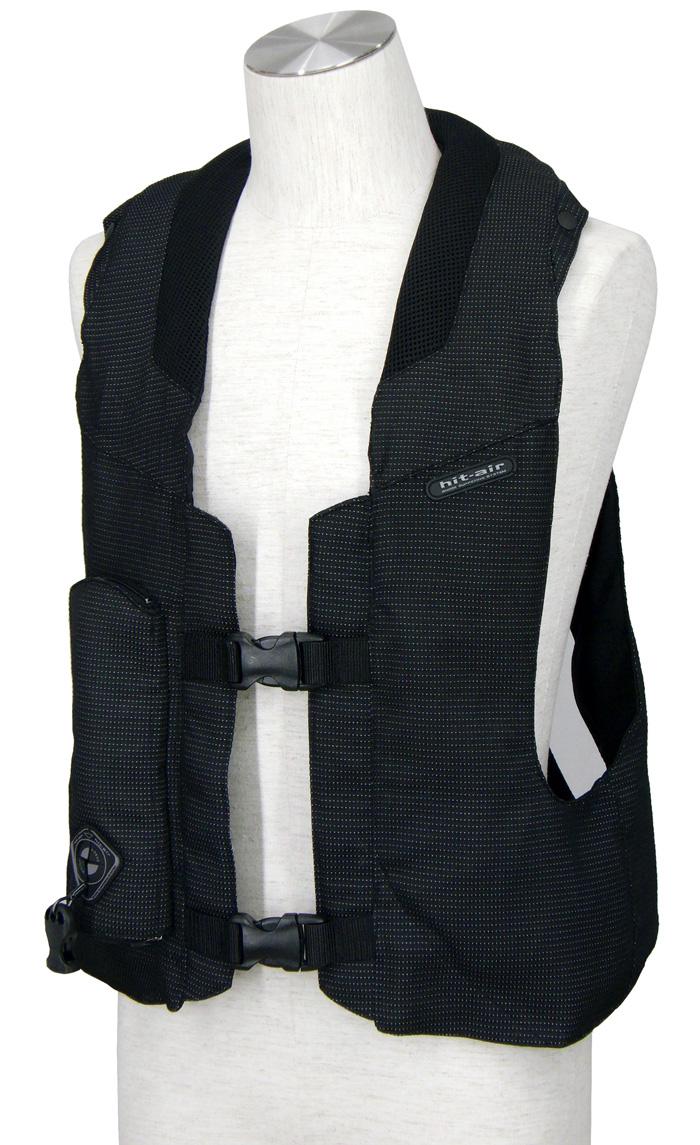 hit air mlv rc reflective airbag vest free uk delivery. Black Bedroom Furniture Sets. Home Design Ideas