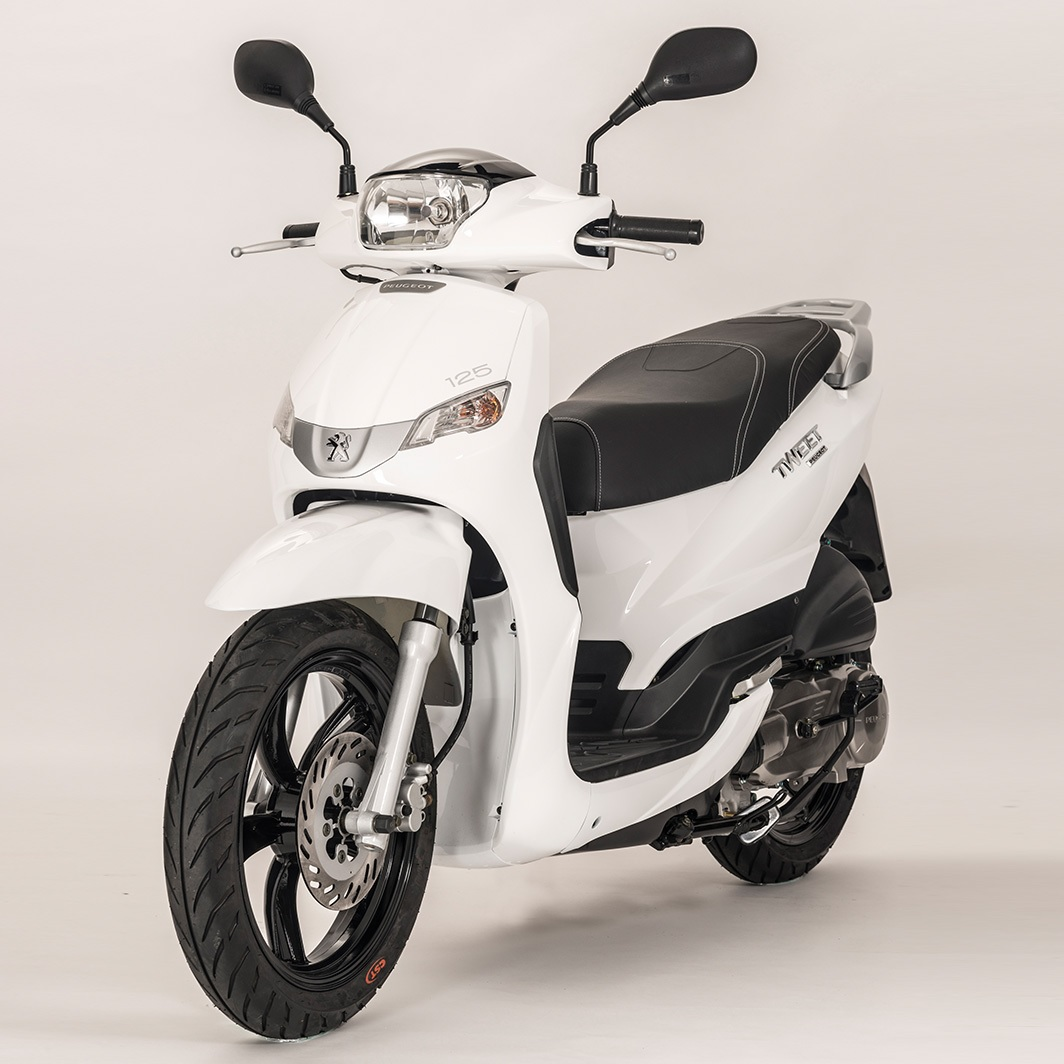 peugeot tweet 125cc white peugeot scooters uk nottingham. Black Bedroom Furniture Sets. Home Design Ideas