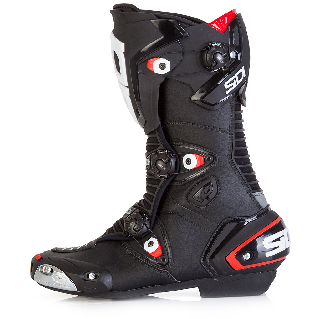 sidi mag 1 boots black sidi race boots free uk delivery. Black Bedroom Furniture Sets. Home Design Ideas