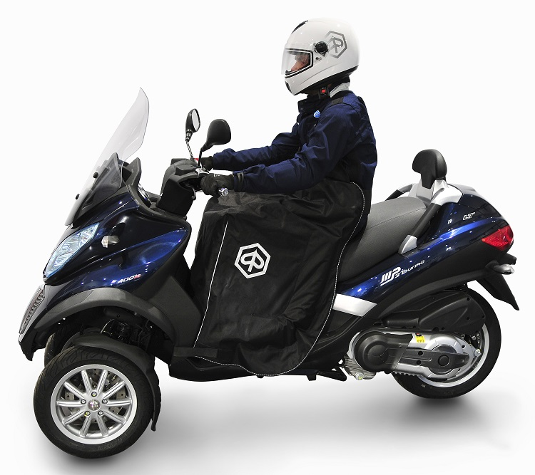 piaggio mp3 (touring / business) leg cover | free uk delivery