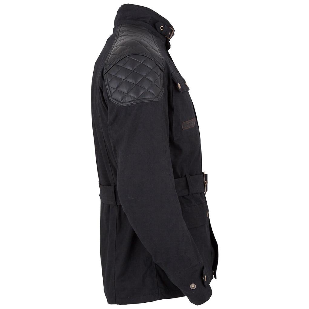 Spada Staffy Jacket Black Free Uk Delivery