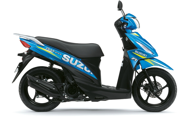 Suzuki Address 110 MotoGP | New Suzuki Scooters | Notts UK