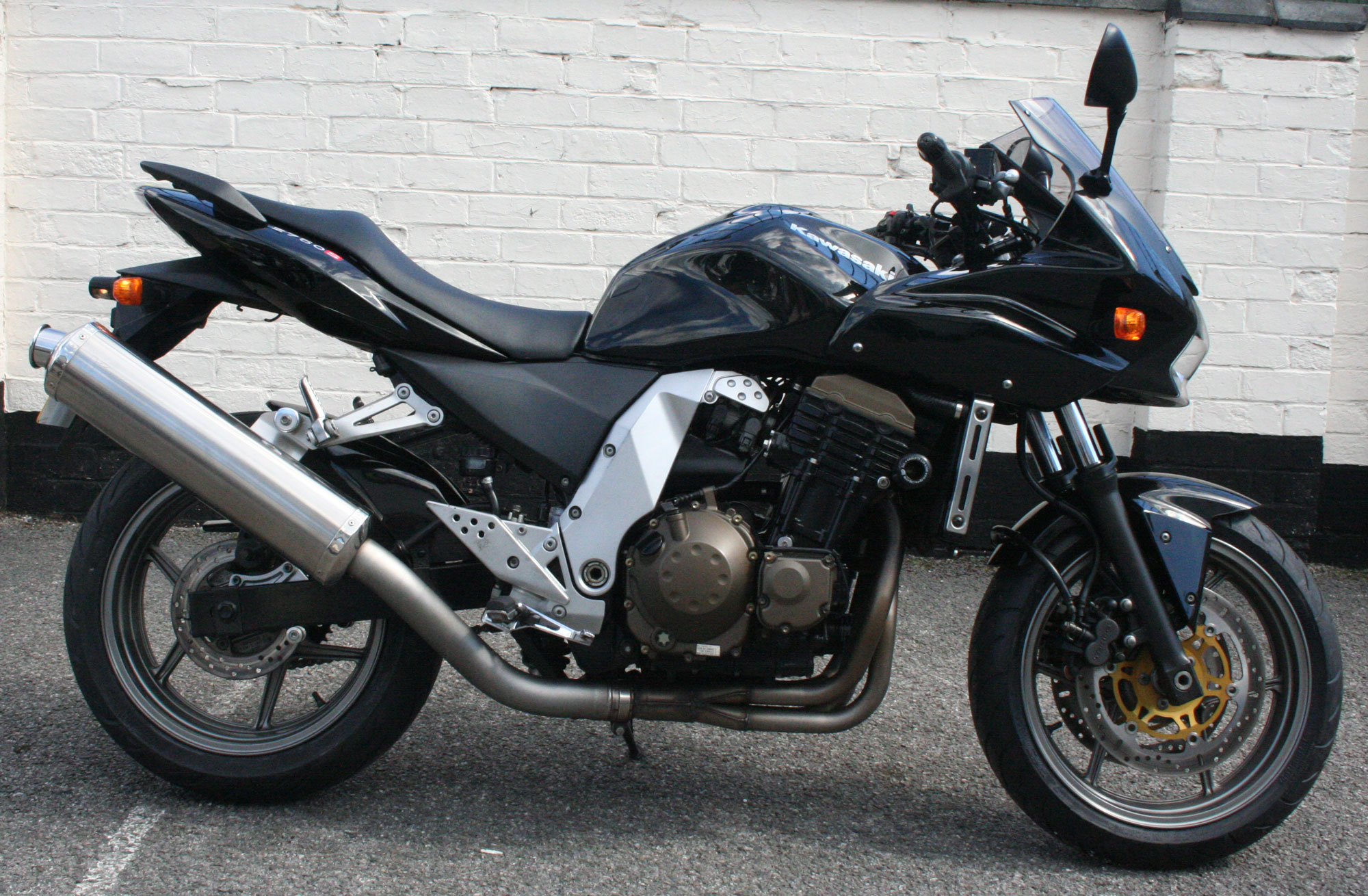 kawasaki z750 s k6f for sale mansfield nottinghamshire leicestershire derbyshire. Black Bedroom Furniture Sets. Home Design Ideas