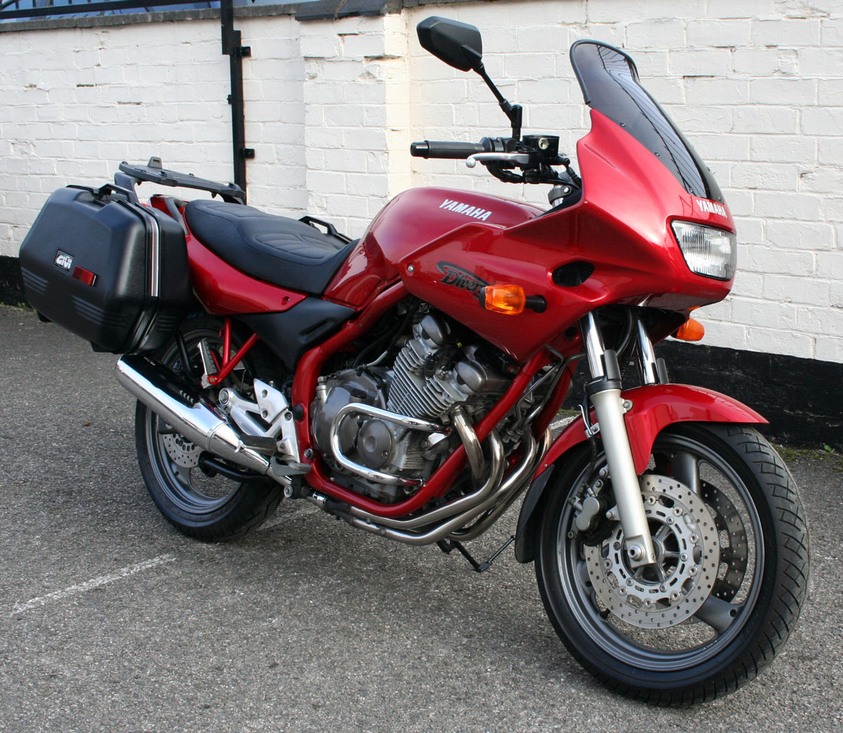 yamaha xj600 diversion for sale mansfield nottinghamshire leicestershire midlands. Black Bedroom Furniture Sets. Home Design Ideas