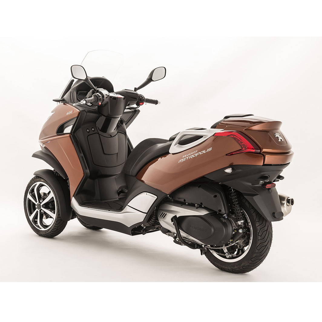 peugeot metropolis 400 abs tcs brown peugeot scooters nottingham uk. Black Bedroom Furniture Sets. Home Design Ideas