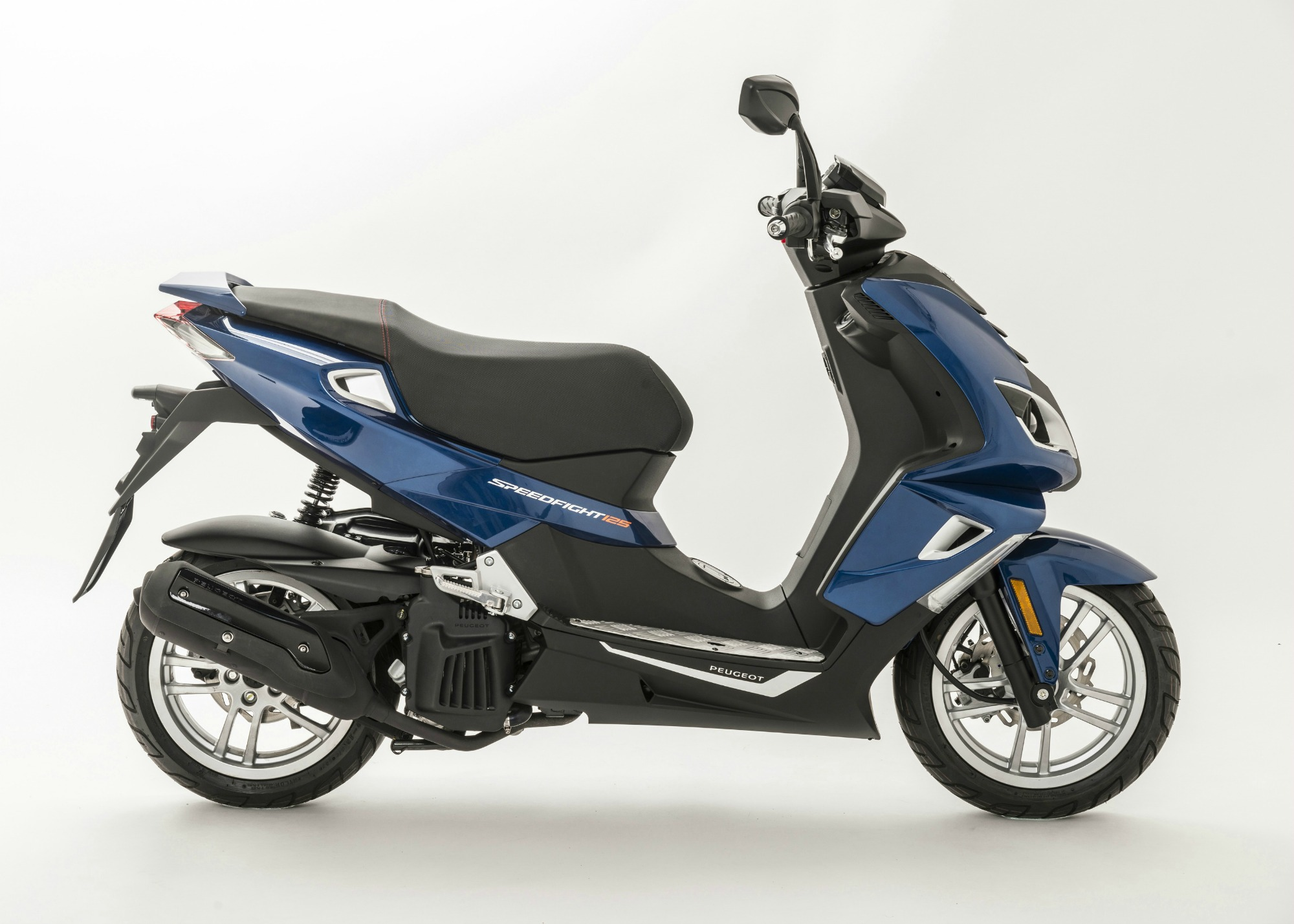 peugeot speedfight 4 125cc deep ocean blue peugeot scooters uk nottingham. Black Bedroom Furniture Sets. Home Design Ideas