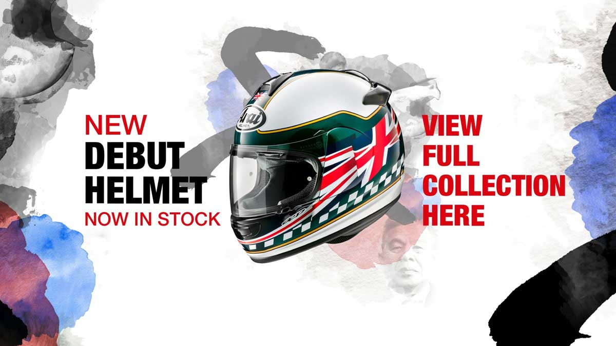 Arai Debut Helmets | Two Wheel Centre | Arai Helmets