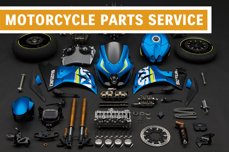 Motorcycle Parts and Spares Mansfield