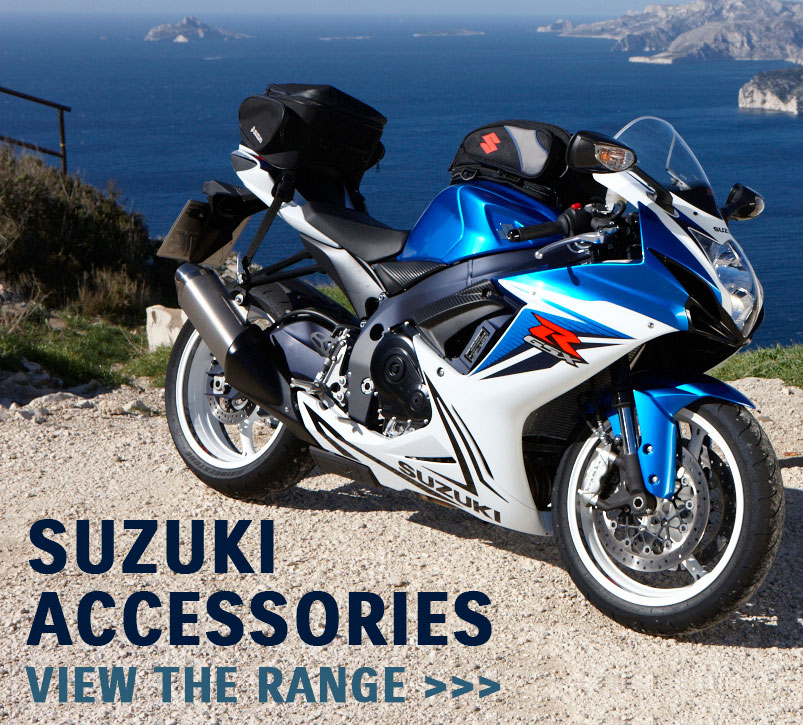 Suzuki Genuine Accessories