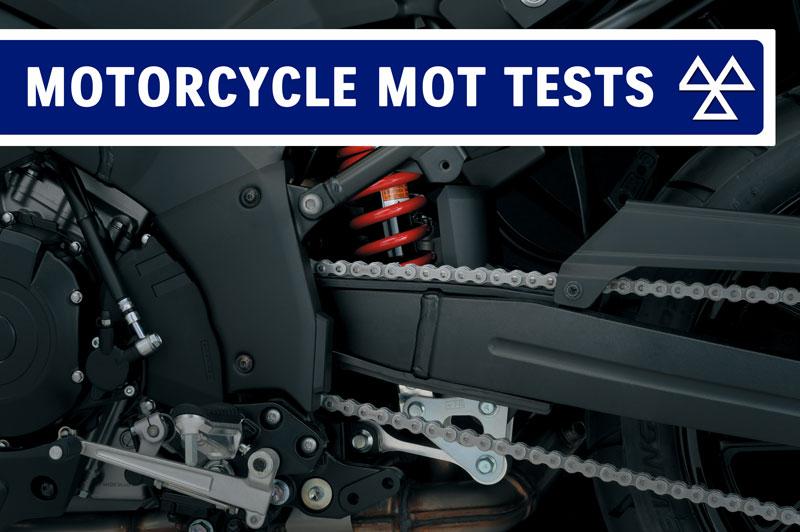 Motorcycle MOT Tests Mansfield