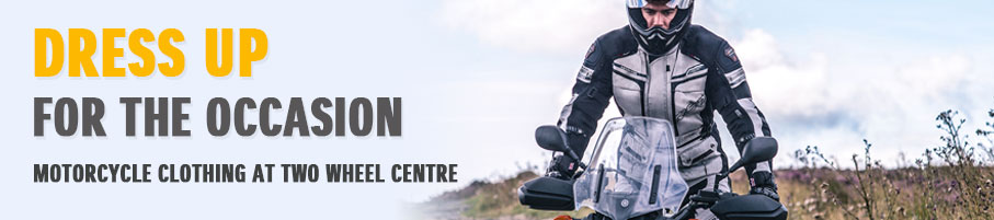 Motorcycle Clothing at Two Wheel Centre