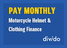 Motorcycle Clothing and Helmet Finance