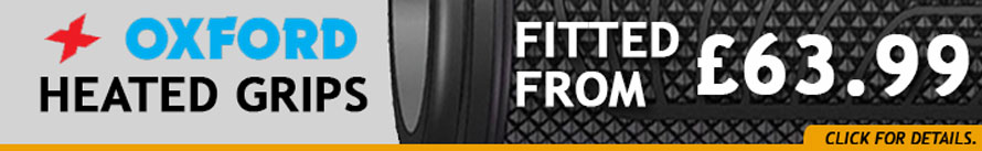 Oxford Heated Grips Offer