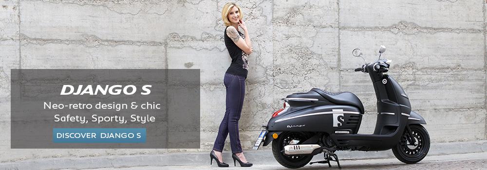 Peugeot Django S Promotion