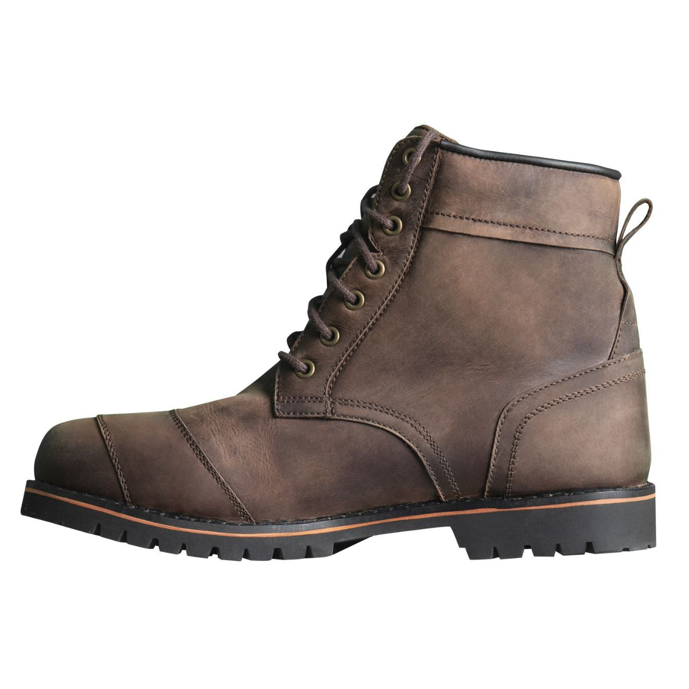 2 Roadster Boot Rst Brown Waterproof dCerxBWo