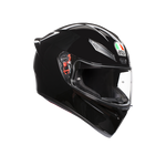 AGV K1 Black Motorcycle Helmet