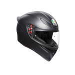 AGV K1 Matt Black Motorcycle Helmet