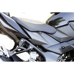 Suzuki GSR750 Carbon Decal Kit