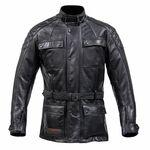 Spada Berliner Leather Motorcycle Jacket - Black
