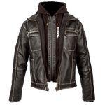Spada Peacedog Leather Motorcycle Jacket