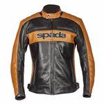 Spada Turismo Leather Motorcycle Jacket