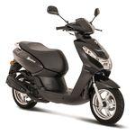 Peugeot Kisbee 50cc - Euro 4 - Black