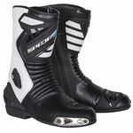 Spada Sportor Boots - Black / White