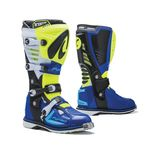 Forma Predator 2.0 Boots -  Flo Yellow / White / Blue
