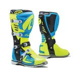 Forma Predator 2.0 Boots -  Flo Yellow / White / Blue