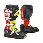 Forma Terrain TX 2.0 Boots - Black / Flo Yellow / Red