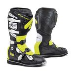Forma Terrain TX 2.0 Boots - Black / White / Flo Yellow