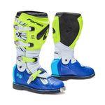 Forma Terrain TX 2.0 Boots - Flo Yellow / White / Blue
