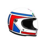 AGV X3000 Marco 'Lucky' Lucchinelli Replica Helmet