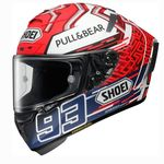 Shoei X-Spirit 3 Marquez 5 TC1 Helmet