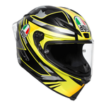 AGV Corsa-R Mir Winter Test 2018