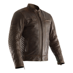 RST Retro 2 Classic TT Leather Jacket - Brown