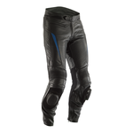 RST GT CE Leather Trousers - Black / Blue
