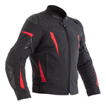 RST GT CE Textile Jacket - Black / Red