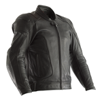 RST GT CE Leather Jacket - Black