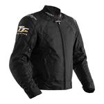 RST Isle Of Man TT Grandstand CE Textile Jacket - Black