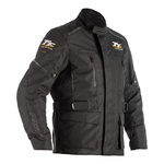 RST Isle Of Man TT Sulby CE Textile Jacket - Black