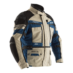 RST Pro Series Adventure 3 CE Textile Jacket - Blue / Sand